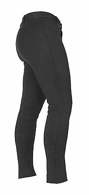 Shires Mens Saddlehugger Horse Riding Jodhpurs All Sizes, Black, Beige