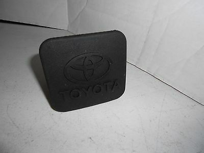 """OEM Factory Toyota Tow 2"""" Trailer Hitch Cover Plug *NEW*"""