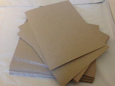 10 - 8.5 x 11 Carboard Sheets Pads Chipboard Photos Backing Scrapbooking