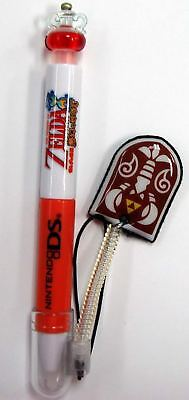 New Zelda Red Potion Touch Pen Stylus w/Cleaning Pad for DS Lite DSi Cute