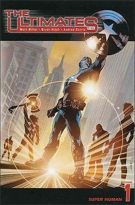 The Ultimates 1 #1 Marvel Comics First Print
