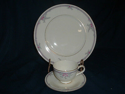 Royal Doulton  PROVIDENCE,  Dinner Plate and Cup & Saucer
