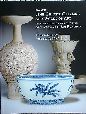 Christie's Fine Chinese Ceramics and Works of Art 18, 19 March  2009 New York