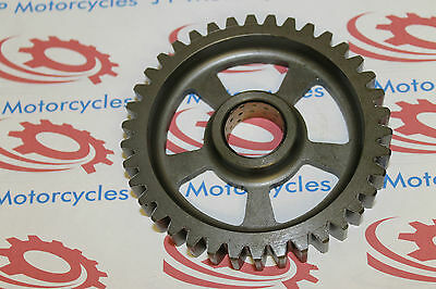 Kawasaki  ZX600 ZX6 E3 1995 Gear Output Low 38T Genuine OEM NOS 13260-1416 - A54