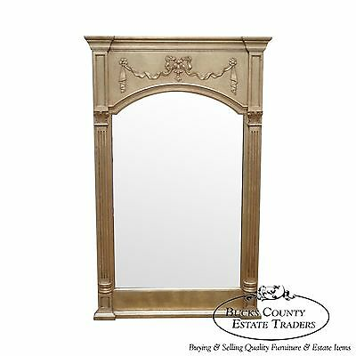 Quality Gilt Frame Gold Painted Neo Classical Style Wall Mirror