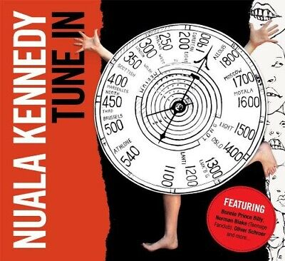 Tune In - Nuala Kennedy (CD Used Very Good)
