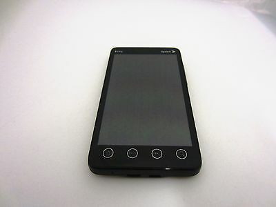 HTC EVO PC36100 4G (Sprint) Smartphone. Clean ESN. No back included.
