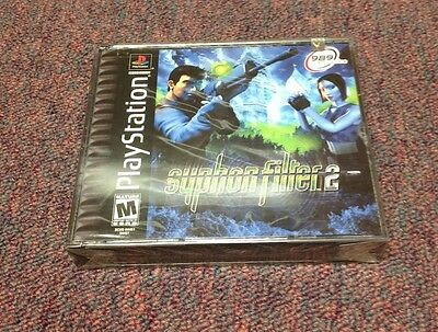 Syphon Filter 2  (PlayStation, 2000) Brand New Factory Sealed
