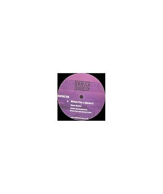 """[SX09455] Micky Finn & Special K """"The Cleanser / These Drums""""  - 12"""" Urban Takeo"""