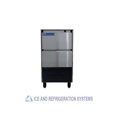 Itv 143Lb Commercial Undercounter Ice Machine Maker Spikang125A1H