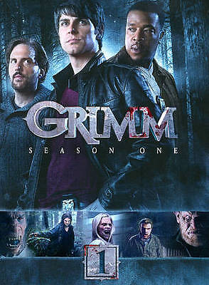 Grimm: 1st First Season 1 One (DVD, 2012, 5-Disc Set)