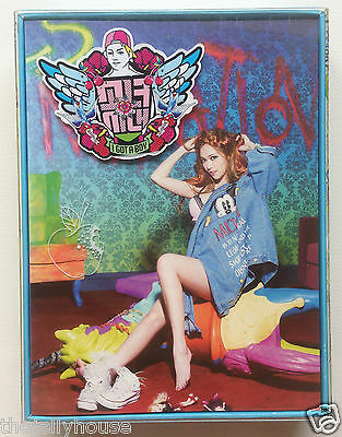 *RARE* I Got A Boy JESSICA [OUT OF PRINT](IGAB/SNSD/GIRLS GENERATION)+2 starcard