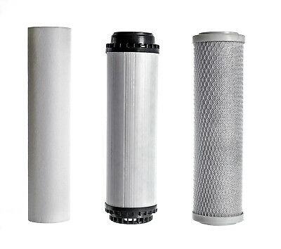 3 Pre Filters for Reverse Osmosis Water Filters Replacement RO Filter Set
