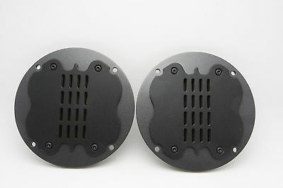 2 x  Ribbon Tweeter with Dual Faceplate