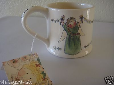 "New Gnomy's Diaries by Annekabouke Angel of the Month ""March"" Sm Coffee Mug"