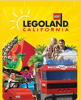 BOGO LEGOLAND CALIFORNIA DISCOUNTED TICKETS Buy One Get One Child Ticket UP TO 6