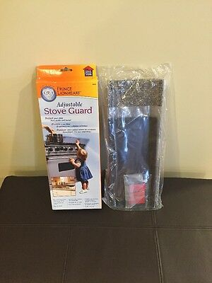 Prince Lionheart  Adjustable Stove Guard -New in seal bag and box