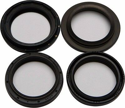 NEW Fork Oil Seal Kit AND Dust Seal Kit SET 56-129 FREE SHIP