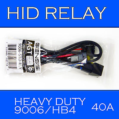 9006 9005 TYPE HID Relay Wiring Harness for HID Kit Installation Xenon Hid Relay Wiring Harness Install on