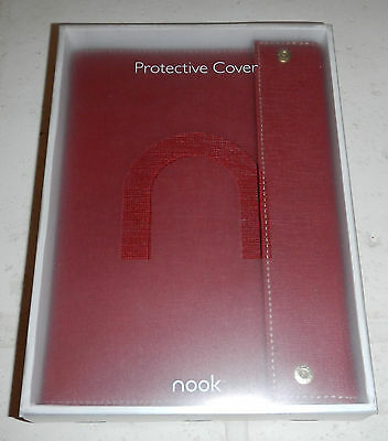 NEW Barnes & Noble Nook eReader Madison Trifold Protective Cover Case WiFi 3G