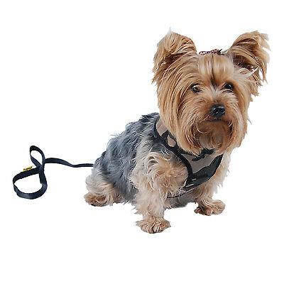 PET CONTROL HARNESS AND LEASH FOR DOG CAT ANIMALS MESH VEST SAFETY STRAP COLLAR