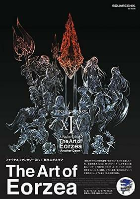 FINAL FANTASY XIV: A Realm Reborn The Art of Eorzea - Another Dawn Japan