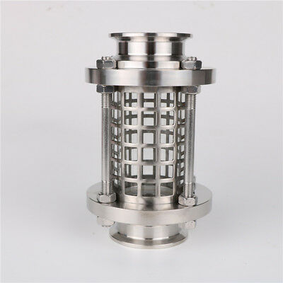 """Triclamp Sanitary Sight Glass with steel cover, size:2""""/51mm SS304 Tri Clamp"""