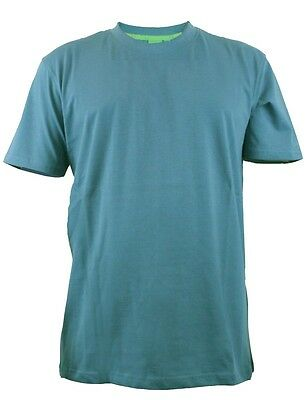 FLYERS D555 Premium Weight Combed Cotton Crew Neck T-shirts