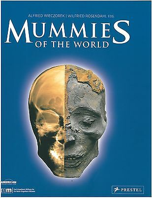 Mummies Of The World - Paperback Collectors Item (Beautiful,Reverent,Dignified)