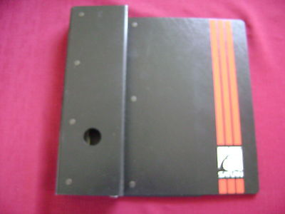 FREE SHIPPING! Genuine GM PARTS Catalog Binder Chevy Pontiac Olds Cadillac Buick