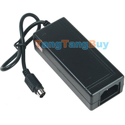 6 PINS HDD Docking 2A 12V+5V DC-AC Power Supply Adapters