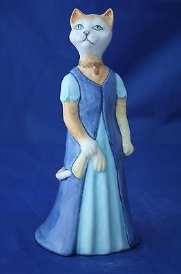 Bairstow Manor 'octavia' Cats Of The Manor Figurine - Manor Collectables - New