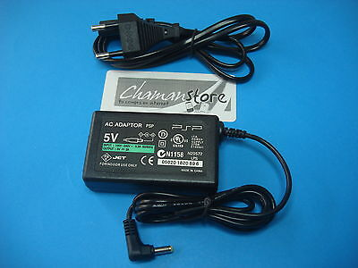 Charger AC Console Sony PSP 2000 2004 SLIM 3000 3004 FAT Battery