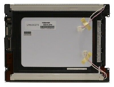 LTM10C273, Toshiba LCD panel, Ships from USA