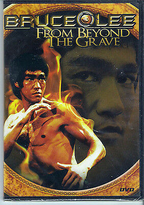 Bruce Lee From Beyond The Grave Brand New DVD With Bruce K L Lea