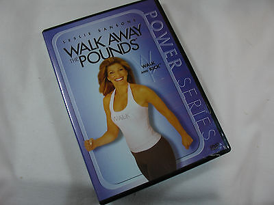 Leslie Sansone - Walk Away the Pounds Exercise DVD - Walk and Kick Weight Loss