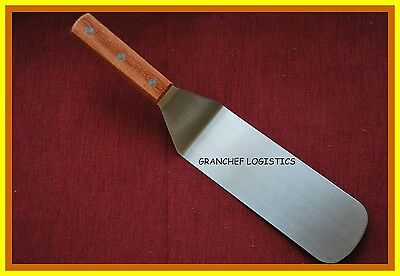 Turner / Spatula ~ Flexible Stainless Steel Blade ~ Professional Grade ~ New
