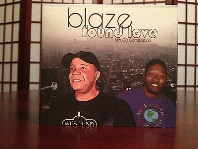 Found Love by Blaze (CD, Jun-2006, West End Records)