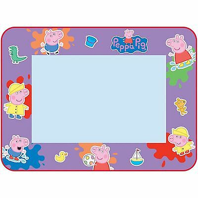 TOMY Peppa Pig Aquadoodle - Fun Baby Toddler Learning Art Clean Drawing Mat Pink