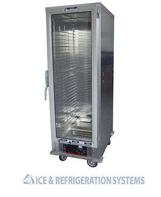 Cozoc 17 Tray Commercial Full Size Proofer Cabinet , Non-Insulated  Hpc7008Full
