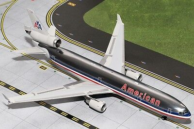 Gemini Jets 1:200 American Airlines MD-11  G2AAL435 New in Box!