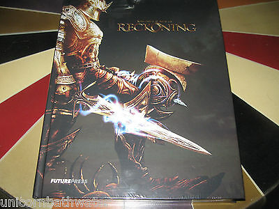 NEW Kingdoms of Amalur Reckoning Official Strategy Guide Hard Cover