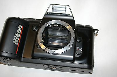GENUINE ORIGINAL Nikon BRAND N4004 35mm SLR Film Camera