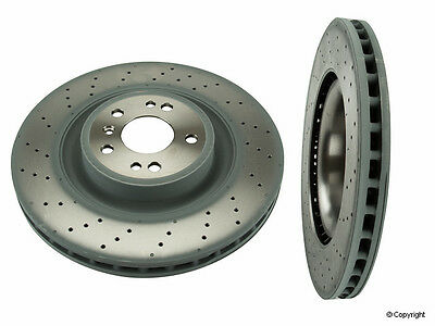 Disc Brake Rotor-Genuine Front WD Express 405 33145 001 fits 2012 Mercedes ML350