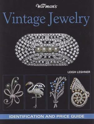 Warman's Vintage Jewelry: Identification and Price Guide (Warmans), Lesher, Leig