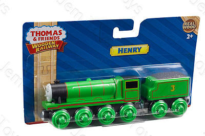 Henry Train & Tender Thomas The Tank Engine and Friends Magnetic Wooden Y4072
