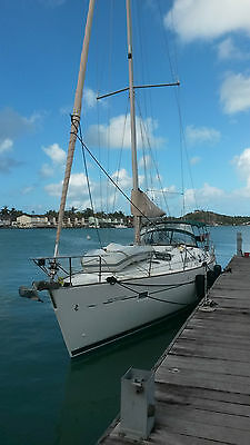 DIRECT PART-OWNERSHIP IN 42ft SAILBOAT VIA LLC - RESALEABLE - 3 WEEKS EVERY YEAR