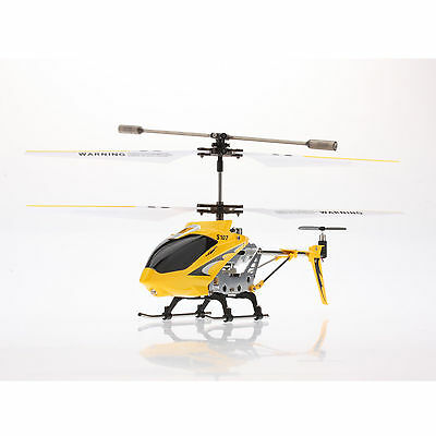Syma S107G 3-Channel 3.5CH Mini Remote Control RC Helicopter Gyro Genuine LED lc
