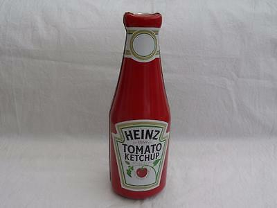 Collectable Heinz Tomato Ketchup tin  FREE UK P&P