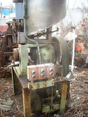 Michiana Cereal Extrusion Mill ( For Parts or Rebuilding )